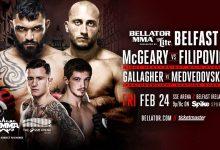 Chris Fields moet Bellator MMA debuut uitstellen door blessure