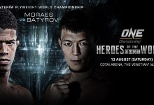 Uitslagen : ONE Championship 45 : Heroes of the World
