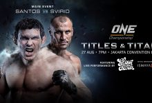 ONE Championship 46 : De Uitslagen
