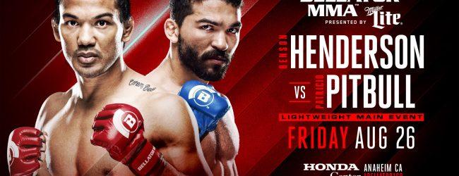 Bellator MMA 160 : De Uitslagen