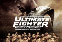 The Ultimate Fighter 24 woensdag van start!