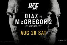 UFC 202 : De Uitslagen!!