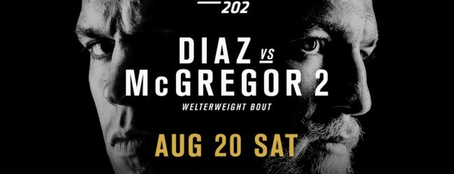 UFC 202 Diaz vs. McGregor 2 : De Nederlandse Tijden