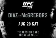 UFC 202 : De 5 Debutanten
