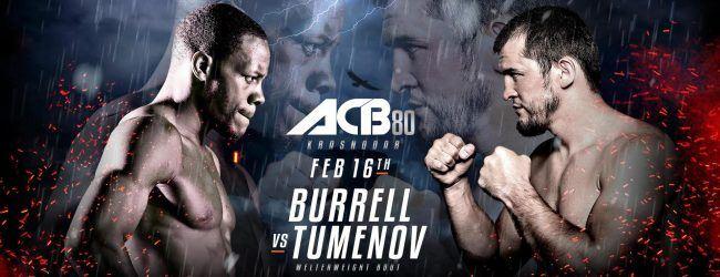 Uitslagen : ACB 80 : Krasnodar
