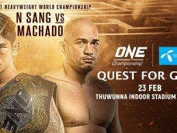 Uitslagen : ONE Championship 67 : Quest for Gold