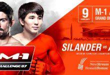 Uitslagen : M-1 Challenge 87 : Silander vs. Ashimov