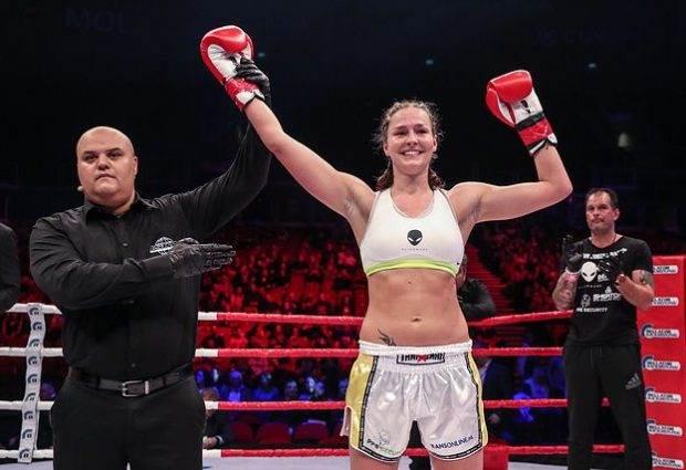 Jorina Baars keert terug in Boedapest tijdens Bellator Kickboxing 9