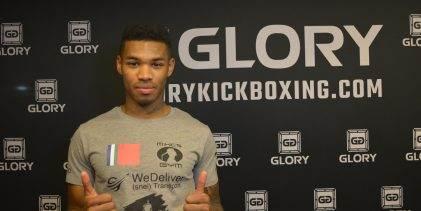 GLORY post fight interview: Massaro Glunder