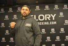 GLORY post fight interview: Hesdy Gerges