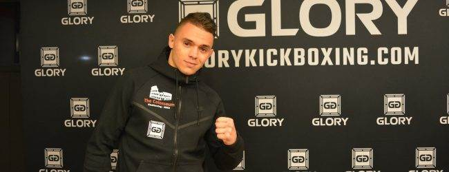 GLORY post fight interview: Mohammed Jaraya