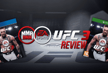 EA Sports UFC 3 De MMA DNA review