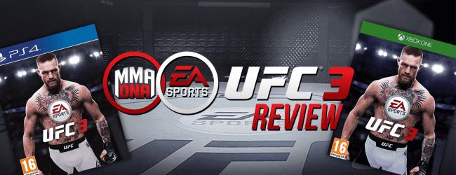 EA Sports UFC 3 De MMA DNA review