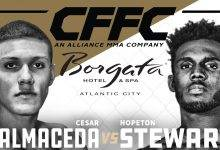 Uitslagen : CFFC 70 : Balmaceda vs. Stewart