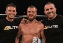Dan Moret vervangt Lando Vannata tegen Gilbert Burns tijdens UFC Glendale