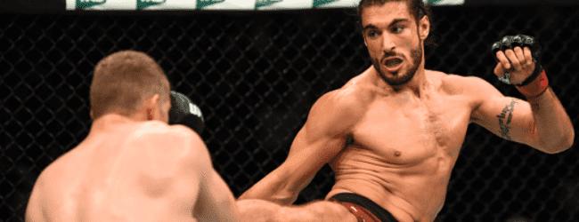 Drie gevechten bekend voor UFC Fight Night 130 in Liverpool