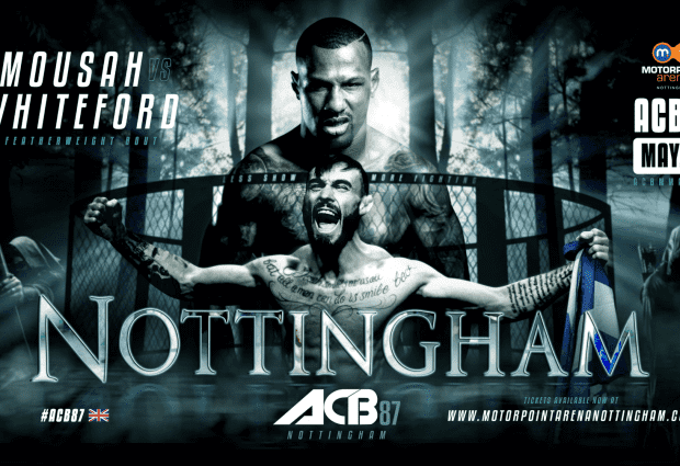 ACB organiseert ACB 87 evenement in Nottingham, Engeland