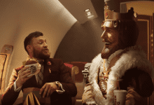 Conor McGregor introduceert de Spicy Crispy Chicken Sandwich