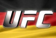 ***UPDATE*** UFC Hamburg officieel bekend gemaakt
