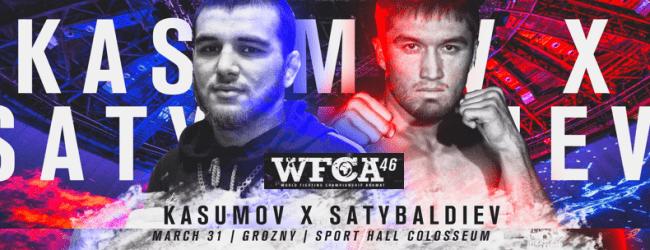 Uitslagen : WFCA 46 : Grozny