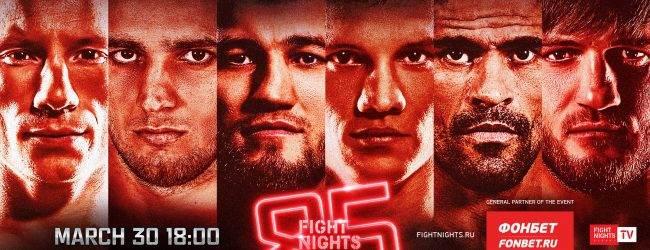Uitslagen : Fight Nights Global 85 : Alikhanov vs. Kopylov