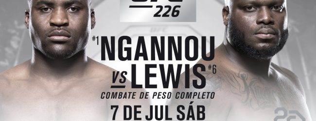Vele zien Lewis vs Ngannou als saaiste Heavyweight gevecht ooit