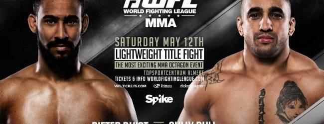 Voorlopige matchmaking WFL MMA 3 bekend
