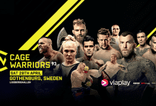 Uitslagen : Cage Warriors 93 : Dalby vs. Pedersoli Jr.