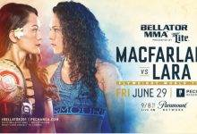 Ilima-Lei Macfarlane verdedigt titel tegen Alejandra Lara op Bellator 201