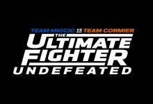 Amerikaans publiek start vanavond aan The Ultimate Fighter: Undefeated