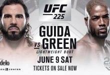Clay Guida krijgt thuisgevecht tegen Bobby Green tijdens UFC 225 in Chicago