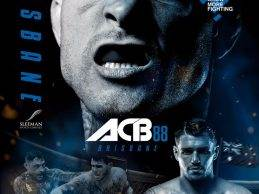 Main Event voor ACB 88 in Brisbane tussen Thiago Silva en Chris Camozzi