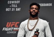 Video-Interview : Aljamain Sterling