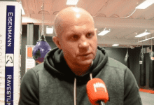 Video interview: Fedor Emelianenko