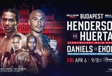 Uitslagen : Bellator 196 : Henderson vs. Huerta