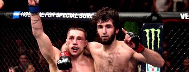 MMA wereld spreekt lovend over Zabit Magomedsharipov