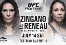 Drie nieuwe gevechten toegevoegd aan UFC Boise card in Juli