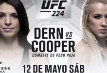 Mackenzie Dern vs. Amanda Bobby Cooper omgezet naar catchweight