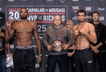 Overtuigende overwinning voor Gegard Mousasi tijdens Bellator 200