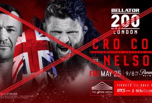 BREAKING: MMA legende Mirko Cro Cop vecht niet tijdens Bellator 200