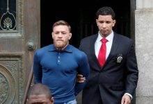 Morgen moet Conor McGregor voor de rechter verschijnen