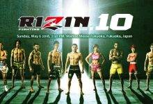 Uitslagen : RIZIN FF 10 : Fukuoka