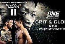 Uitslagen : ONE Championship 71 : Grit and Glory
