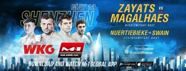 Uitslagen : M-1 Challenge 91 : Zayats vs. Magalhaes