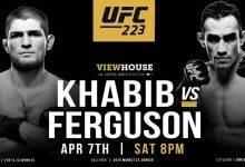 Khabib Nurmagomedov doelt op gevecht tijdens UFC 228 of UFC 229