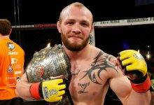 Cage Warriors Kampioen Chris Fishgold tekent contract bij de UFC