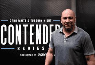 Dana White's Contender Series Seizoen 3 Week 6