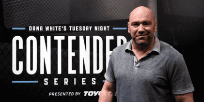 Dana White's Tuesday Night Contender Series Seizoen 2 Week 2