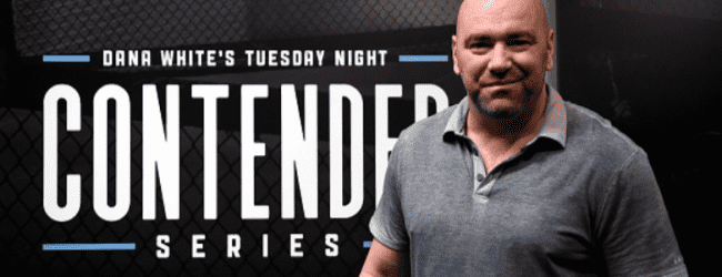 Dana White's Tuesday Night Contender Series Seizoen 2 Week 1