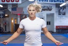 Olympisch judokampioen Kayla Harrison maakt MMA debuut tijdens PFL 2